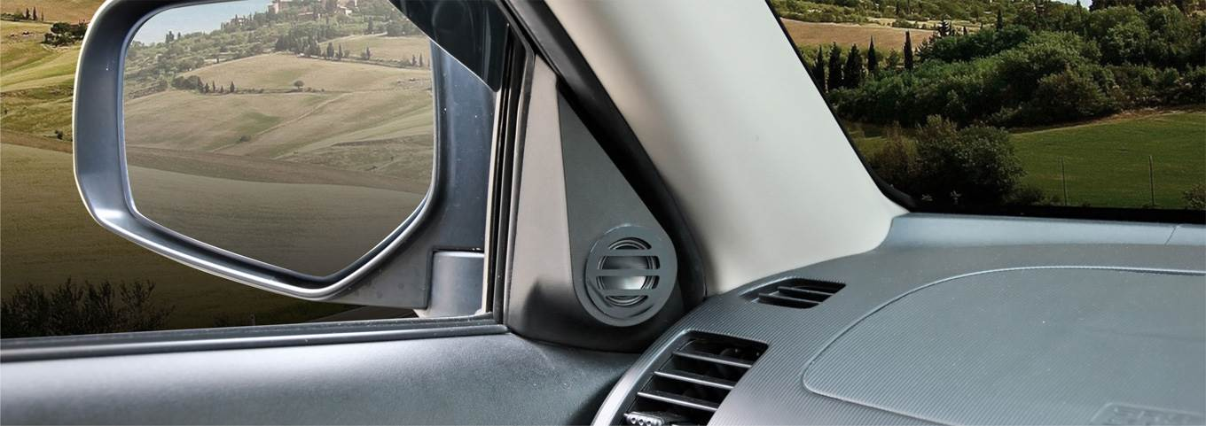 SOLUTION FIT PAJERO 2008 - 2015