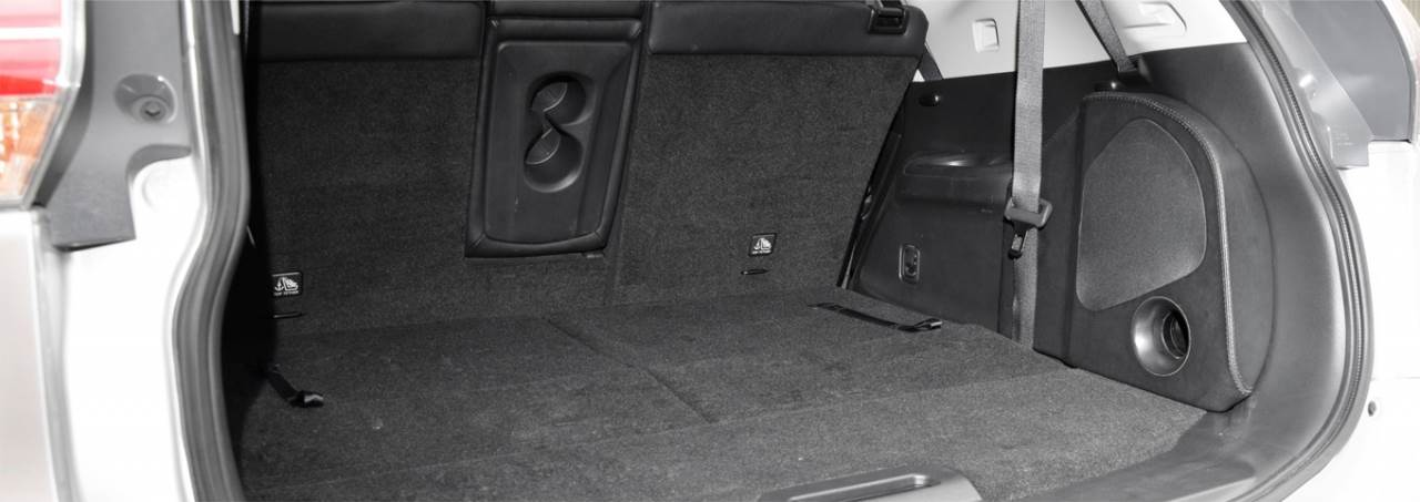 BOX PORT 6IN XTRAIL 2014 - NOW BLACK
