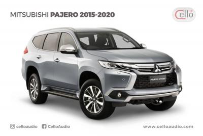 PAJERO 2015 - 2021