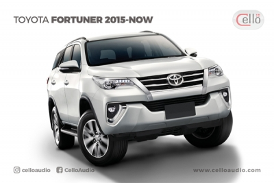 FORTUNER 2015 - NOW