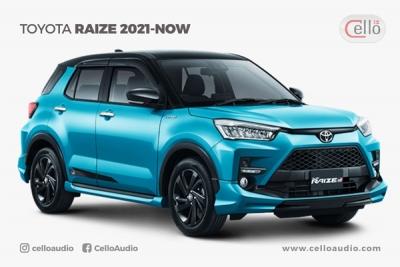 RAIZE 2021 - NOW