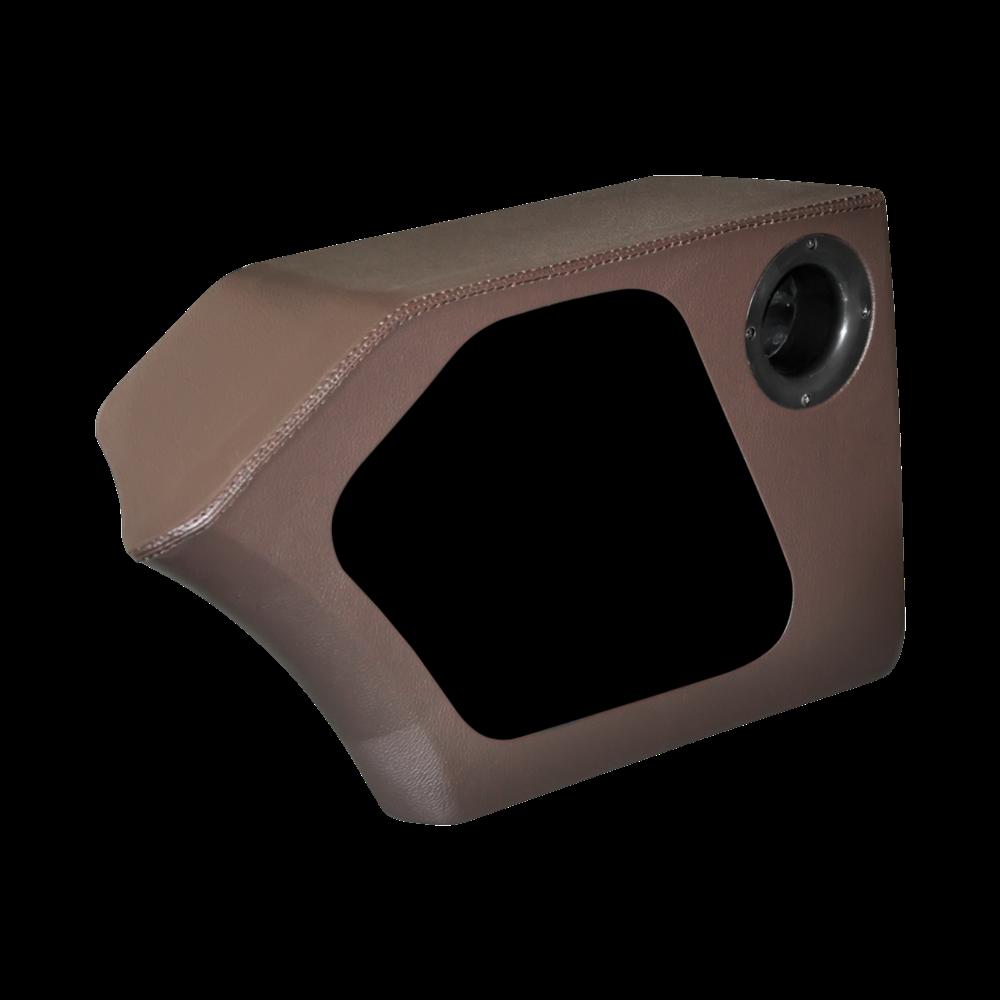 BOX PORT 6IN CR-V 2012 - 2017 BROWN