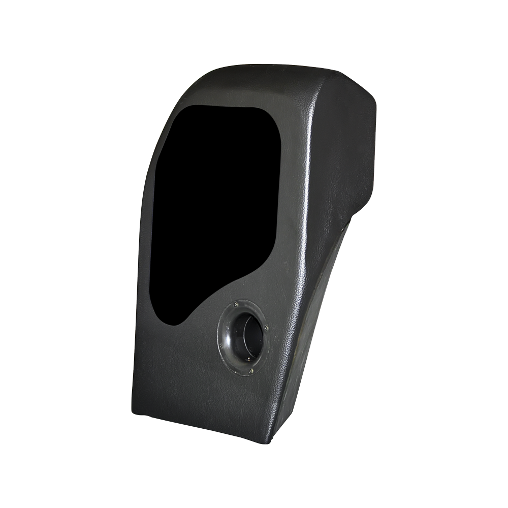 BOX PORT 6IN CX-5 2013 - 2017 BLACK / LEFT