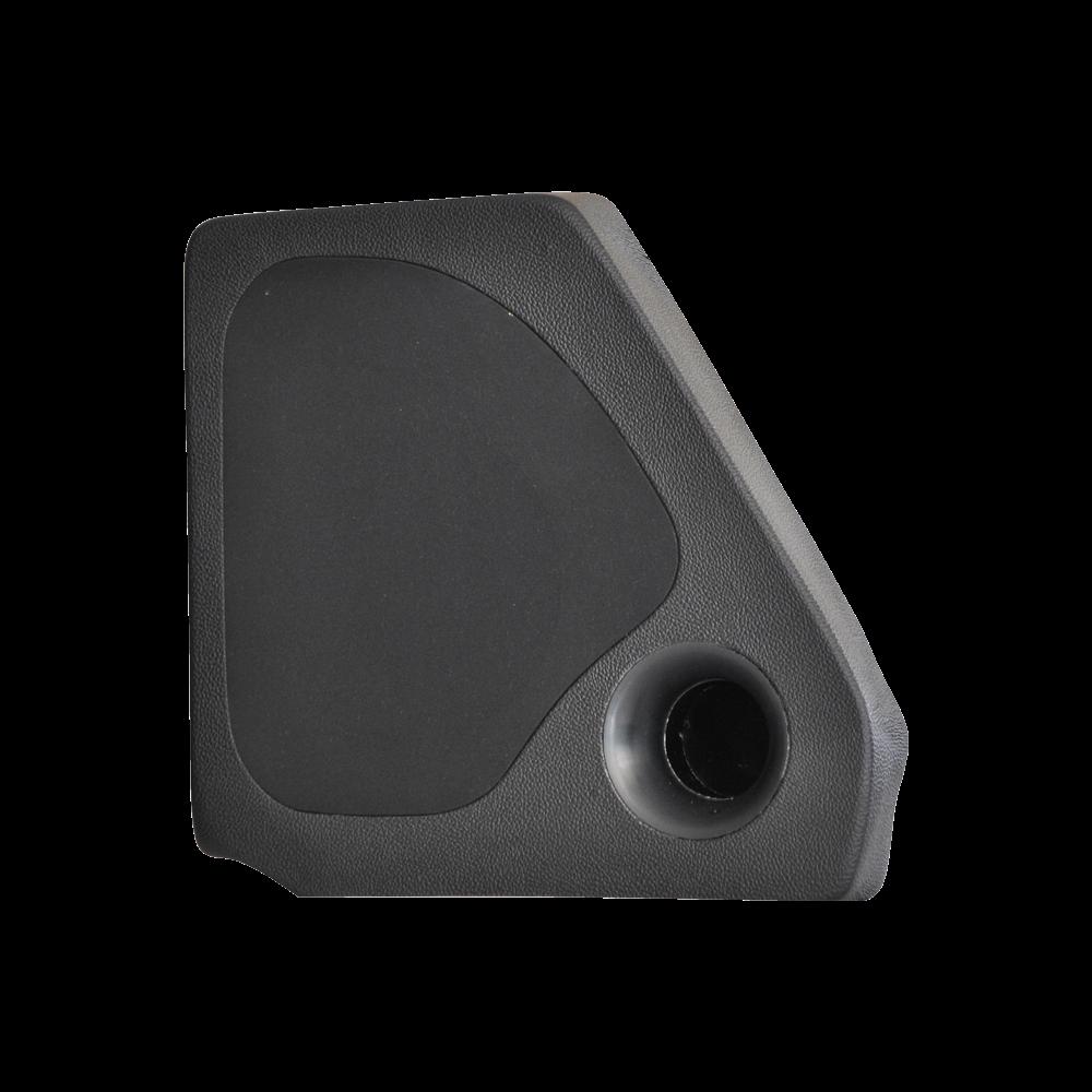 BOX PORT 6IN MU-X 2014 - NOW BLACK