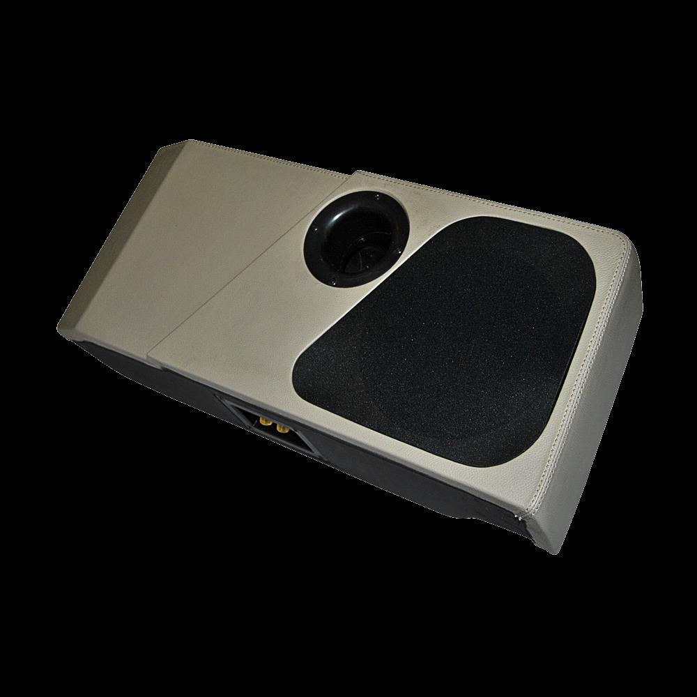 BOX PORT 6IN PAJERO 2008 - 2015 GREY