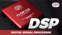 Processor pintar buat audio mobilmu? SMART DSP MAGIC 5.6 jawabannya. Ada bluetoothnya lho!