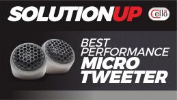 Speaker Add-On yang super Compact? Ya SOLUTION UP!