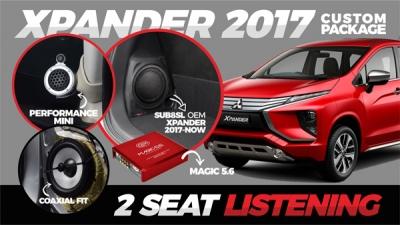XPANDER 2017 - NOW CUSTOM PACKAGE