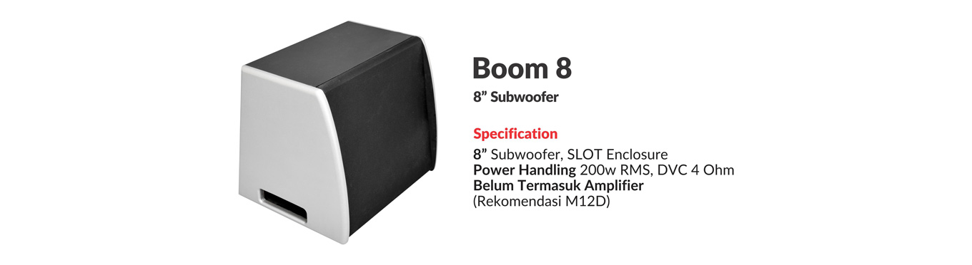 boom8-specification