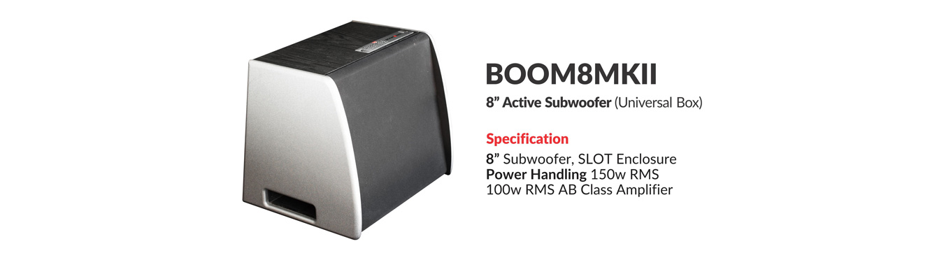 boom8mkii-specification