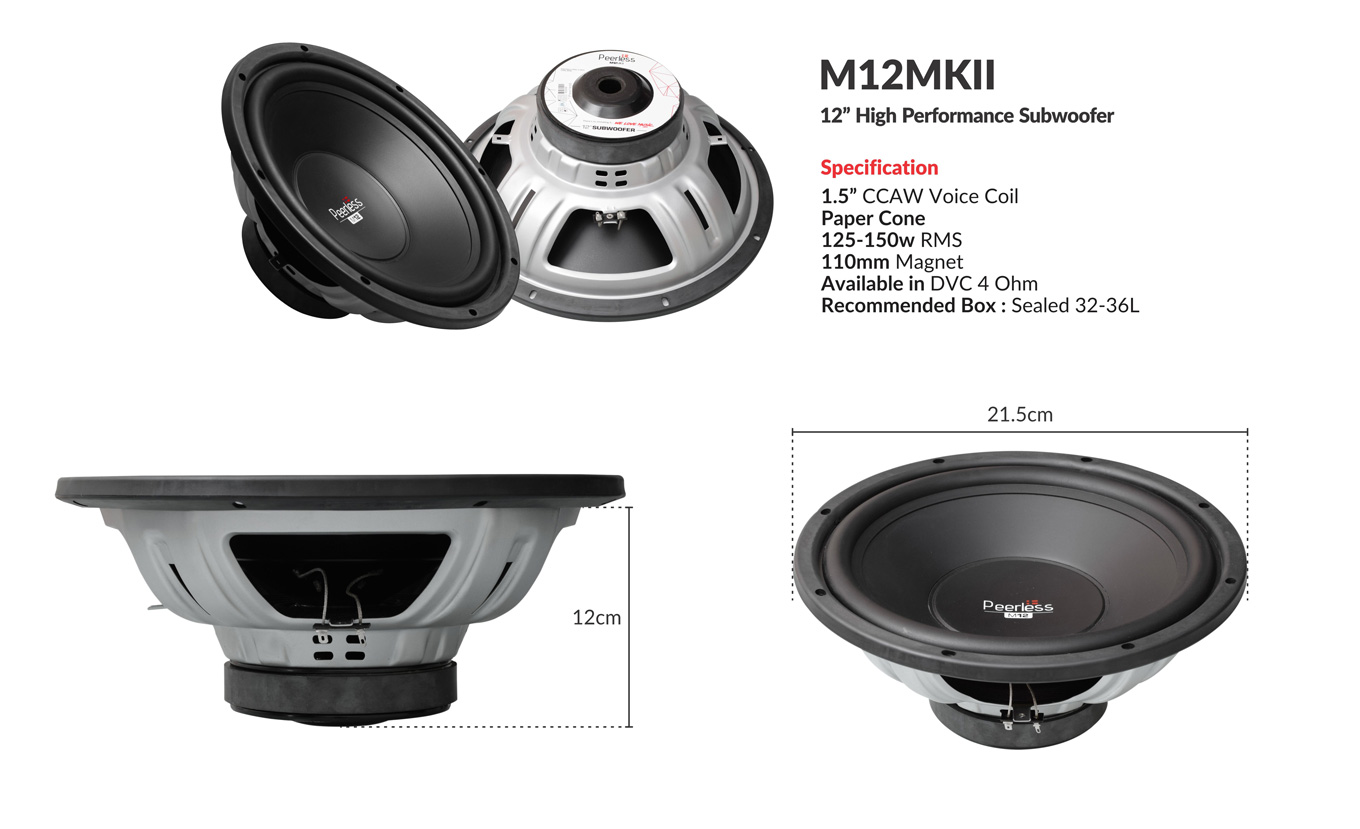 m12mkii-specification