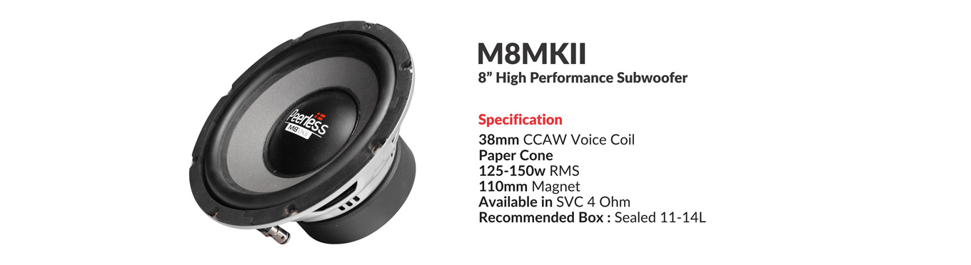 m8mkii-specification