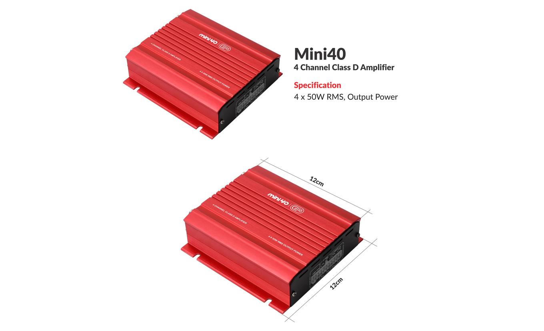mini40-specification
