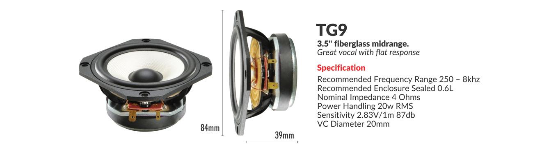 tg9-speaker-driver-specification